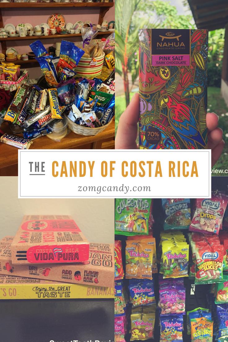 Costa Rica Candy
