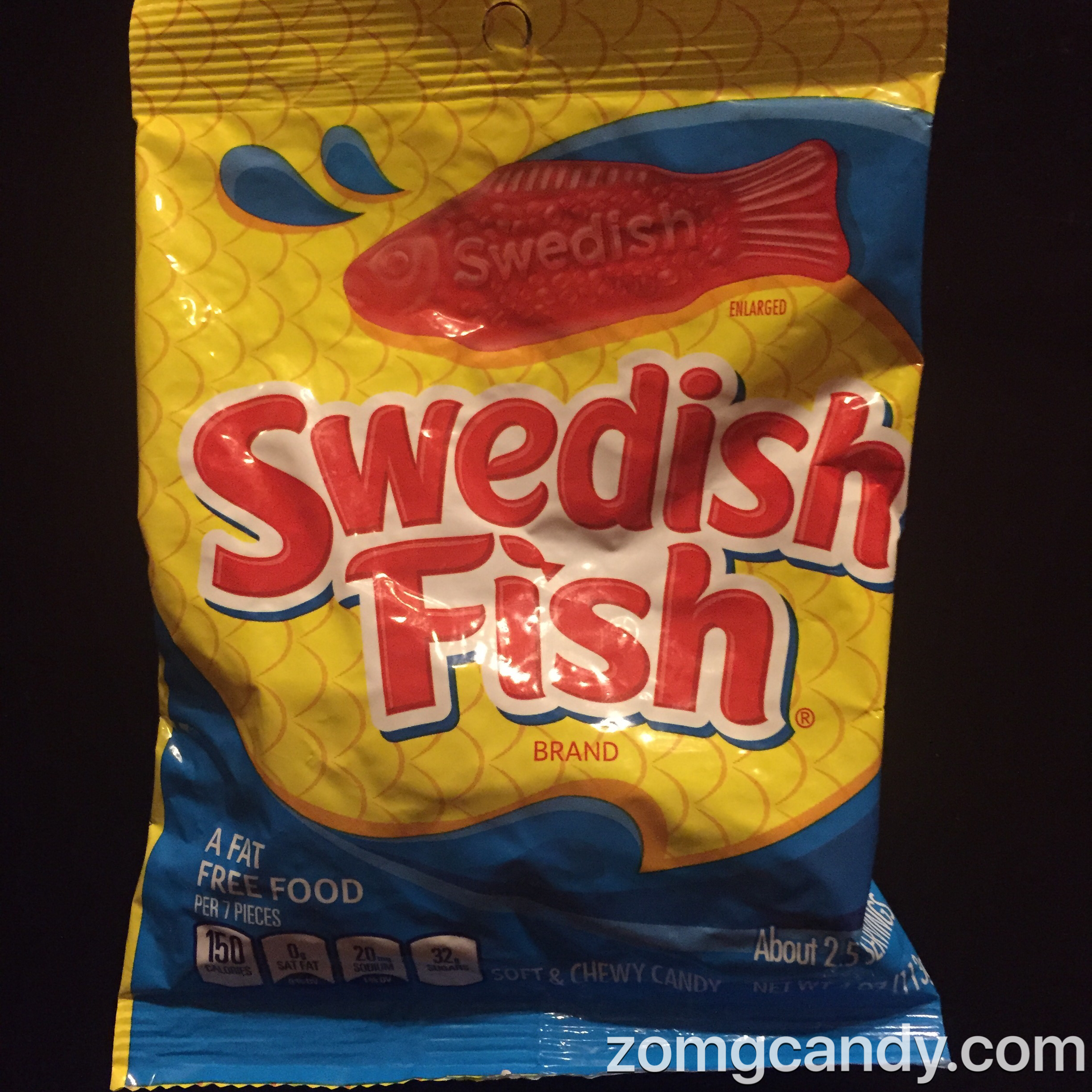 The History (& Flavor) of Swedish Fish! | ZOMG! Candy