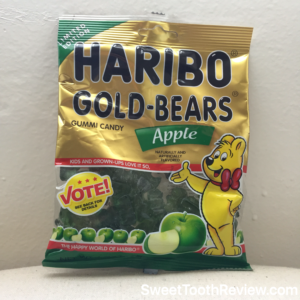 Haribo Gummy Bears Apple - New Gold Bears Flavors