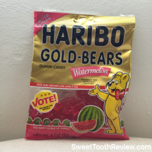 Haribo Gummy Bears Watermelon - New Gold Bears Flavors