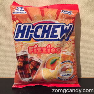 Hi Chew Fizzies - Cola and Orange Soda