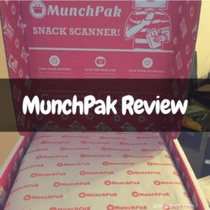 MunchPak Review