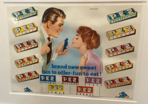 History of Pez - Anti-Smoking