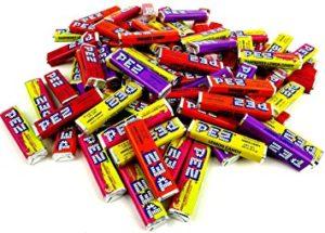 History of PEZ - flavors