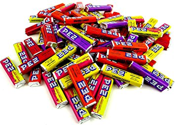 History of PEZ - flavors