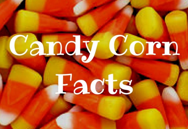 Candy Corn Facts