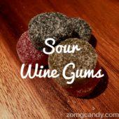 Sour Wine Gums - Review