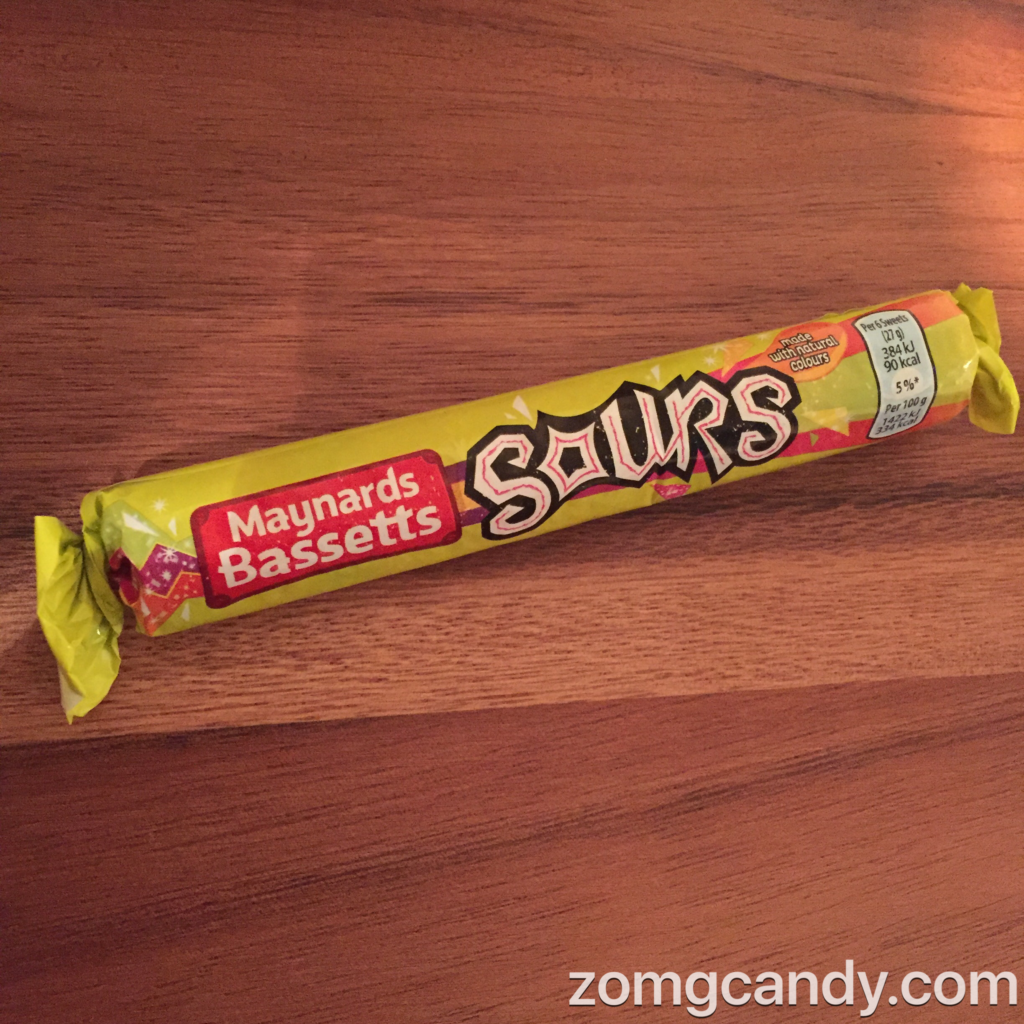 Maynards Sour Wine Gums