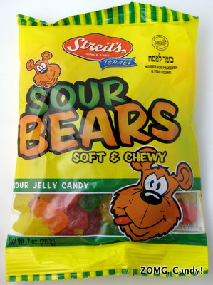 Streit's Sour Bears