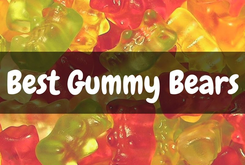 Which Candy Brand Has The Best Gummy Bears?