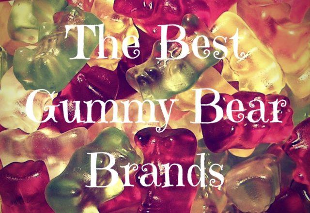 Best Gummy Bears