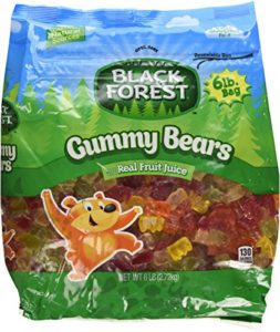 Black Forest Organic Gummy Bears