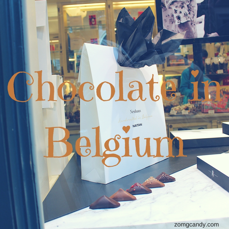 Belgian Chocolate - and other candy!