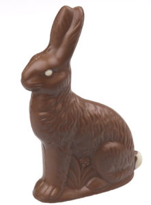 Best Easter Candy - Chocolate Bunny