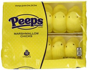 Best Easter Candy - Peeps
