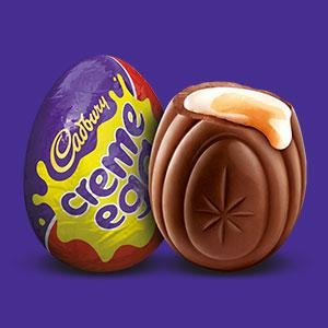 Best Easter Candy - Cadbury Creme Egg