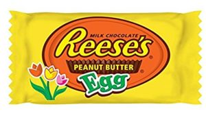 Best Easter Candy - Reese's Peanut Butter Egg