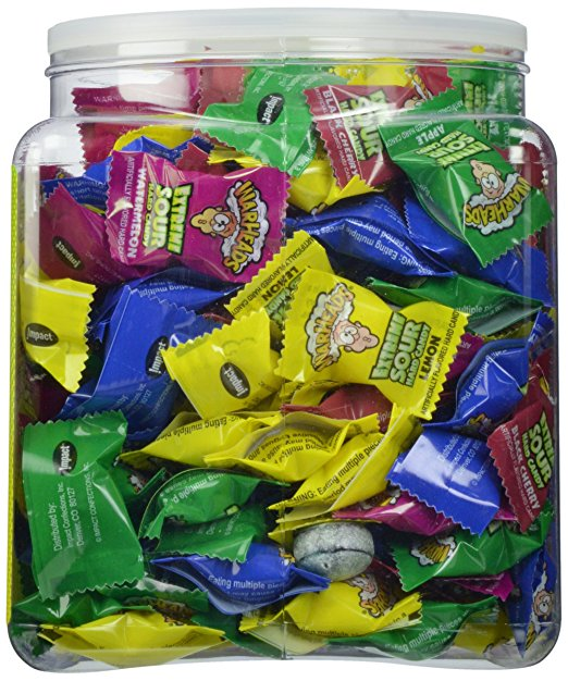What's the Best Sour Candy? My Top 5 Ranked! | ZOMG! Candy