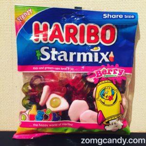 Haribo Starmix Berry Flavors!