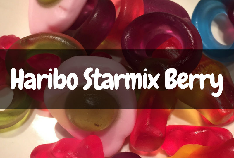 Haribo Starmix Berry