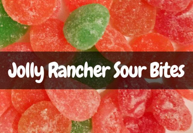 Jolly Rancher Sour Bites