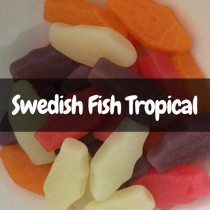 Swedish Fish Tropical - Review