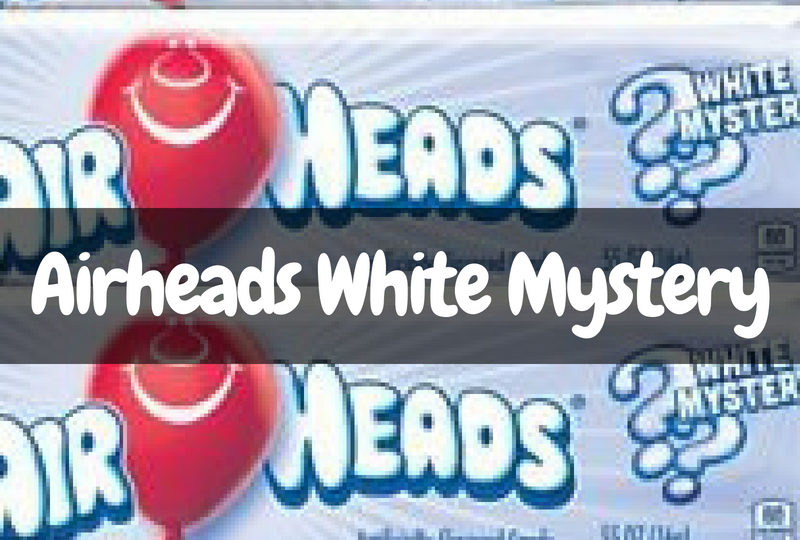What's the Airheads White Mystery Flavor? | ZOMG! Candy