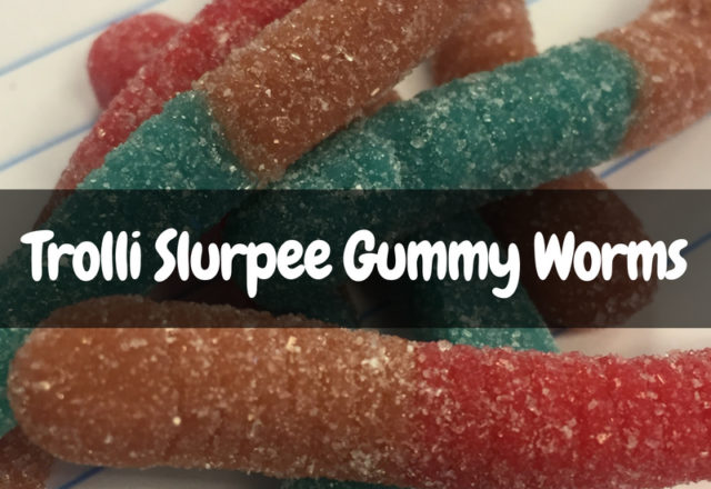 Trolli Slurpee Gummy Worms