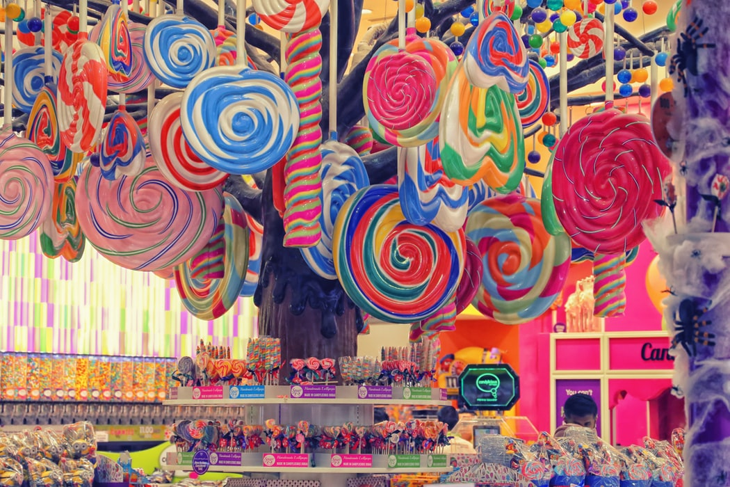 A Candy Stop Tour of Europe