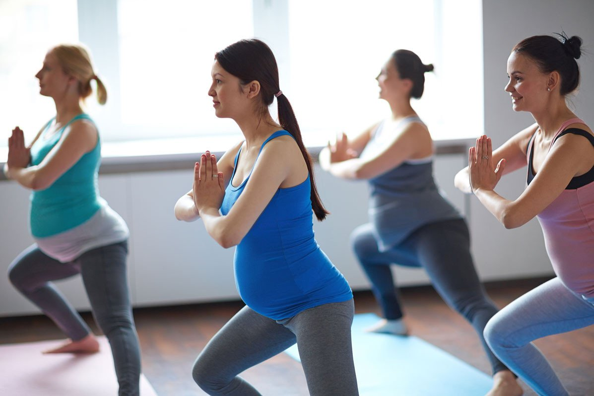 4 Exercise Types for Pregnant Women