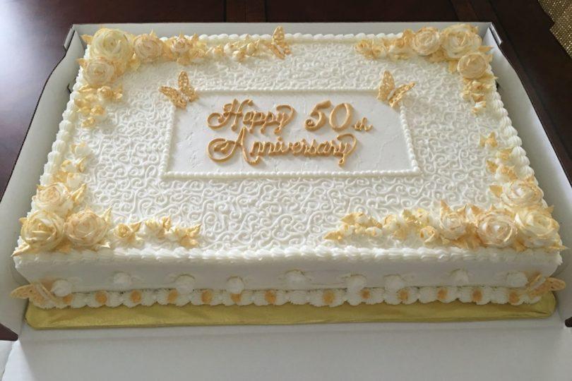 Parent's Anniversary Celebrations