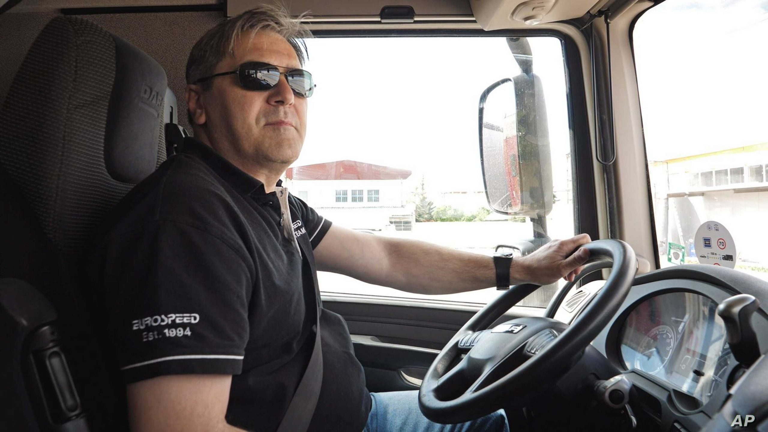 Become a Transport Driver