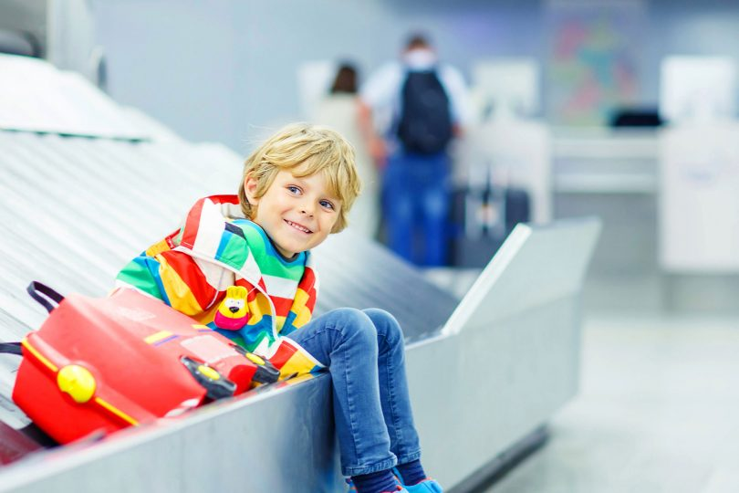 airport activities for kids