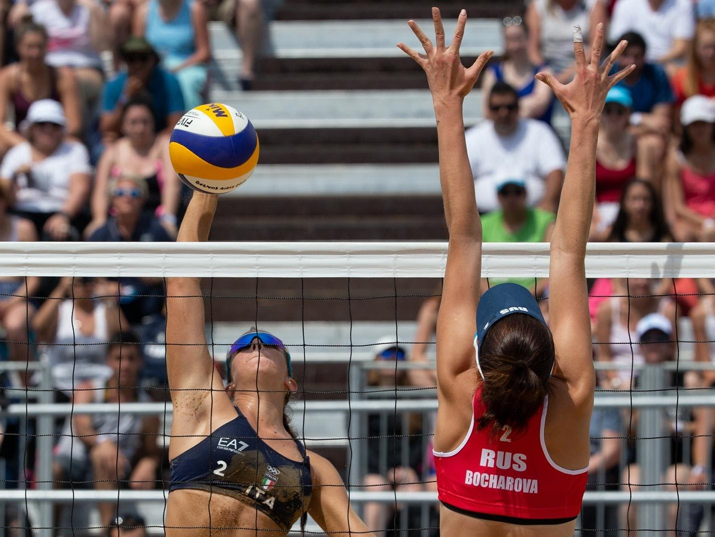 Volleyball From the FIVB to the European Championship