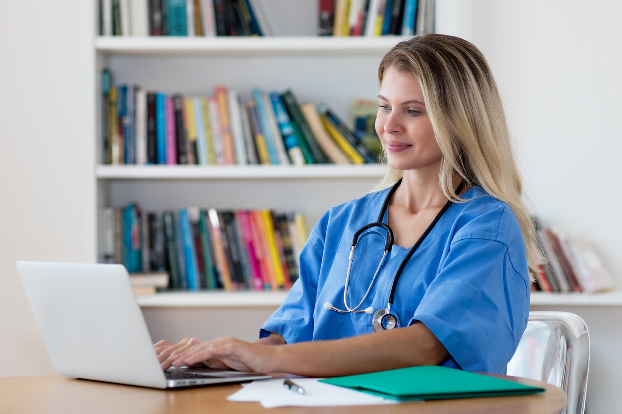 Study for An Online Nursing Degree