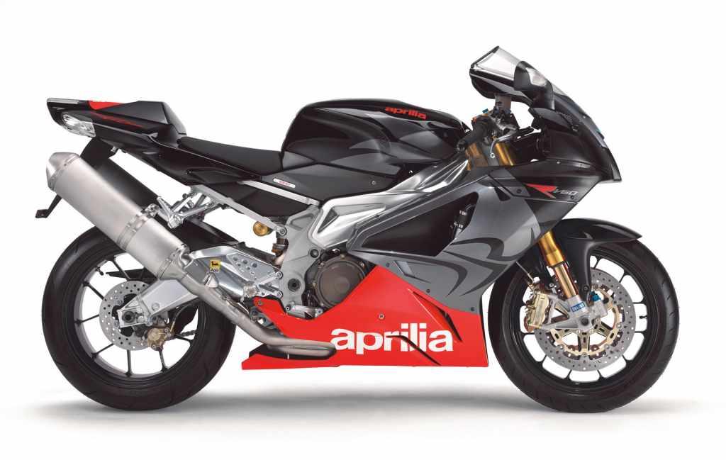 APRILIA RSV 1000R- World's fastest bike