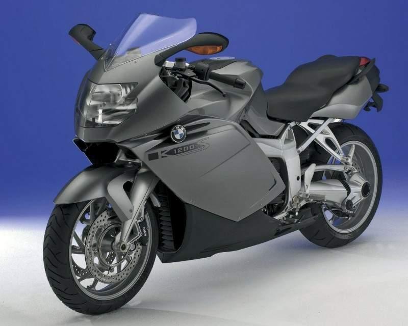 BMW K1200S - World's fastest bikes