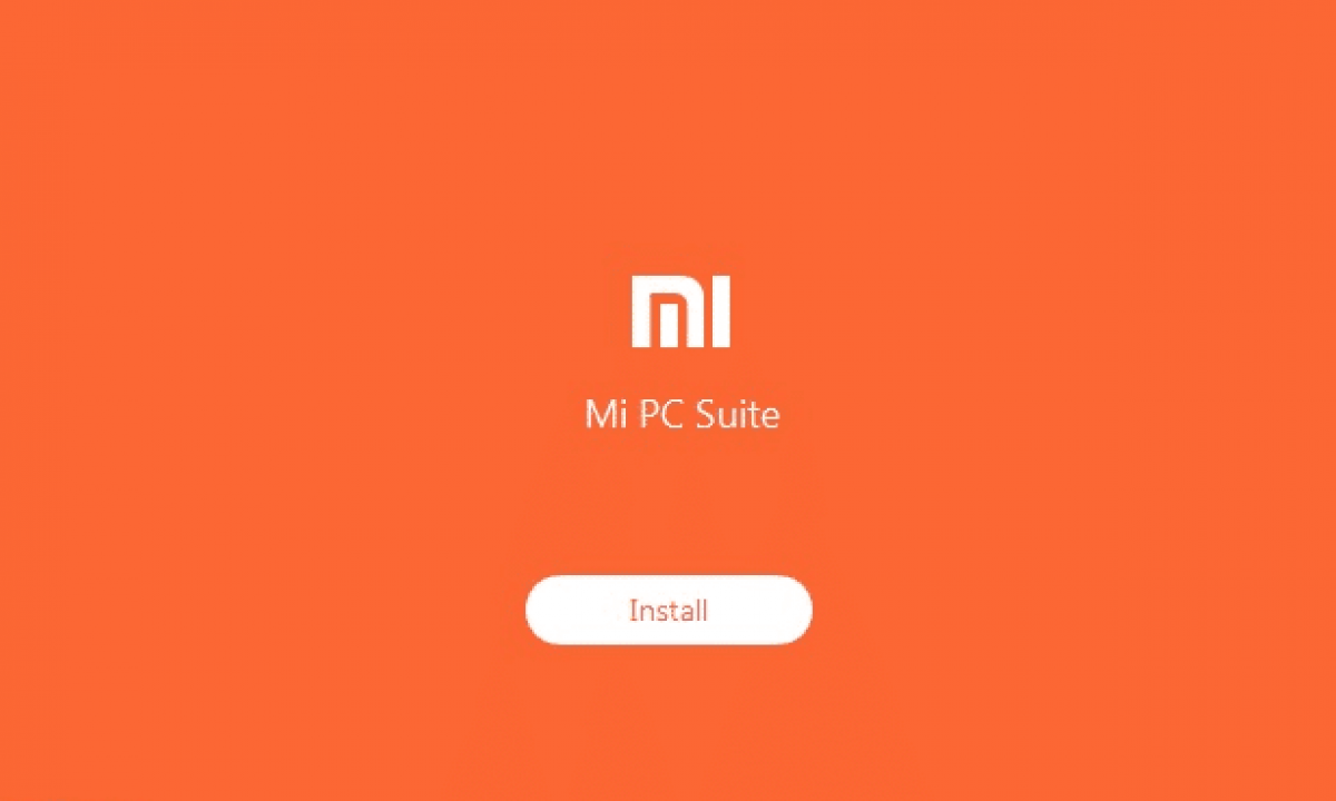 Mi PC Suite for Redmi Note 4