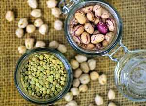 High protein foods vegan
