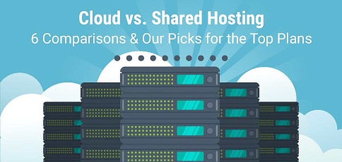 Cloud Hosting Better than Shared Hosting