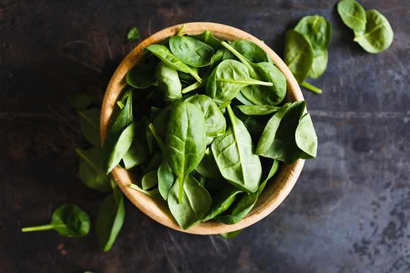 Veggies high in protein