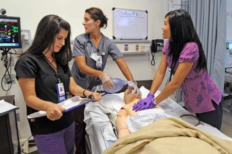 Cardiac Life Support Class