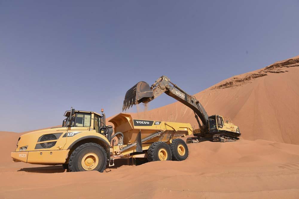 Middle East Quarry Market Report