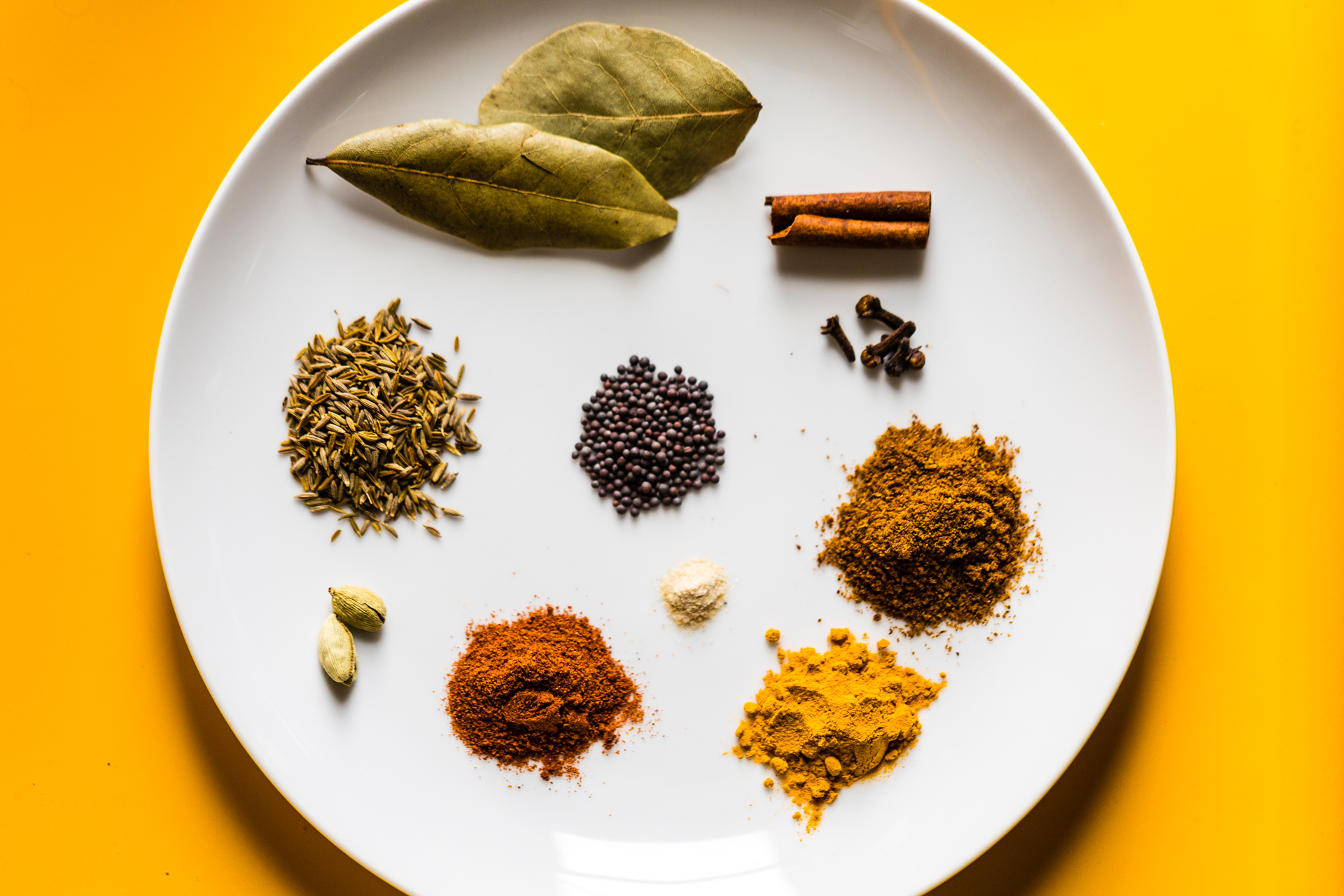 Garam Masala Ingredient