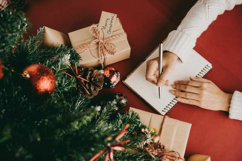 Early Christmas Preparation