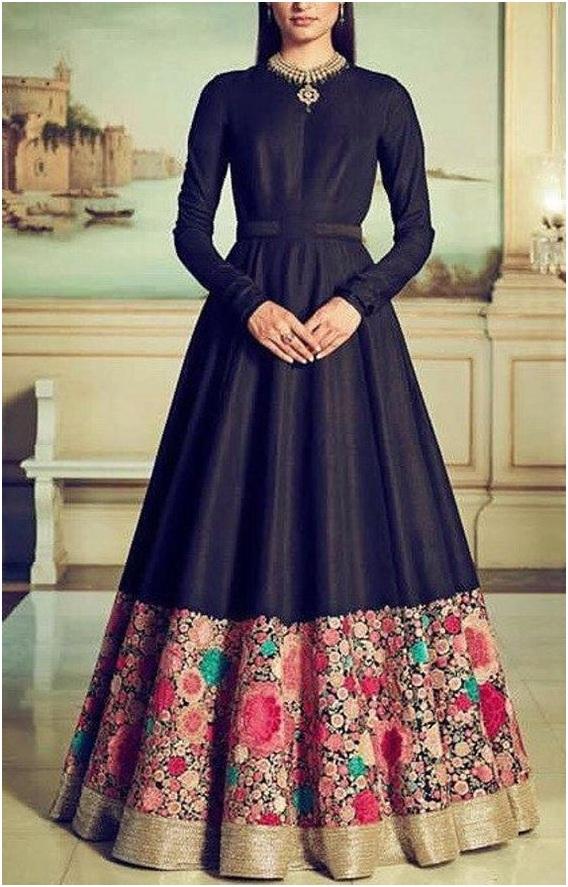 Floor Length Dresses can do Wonders