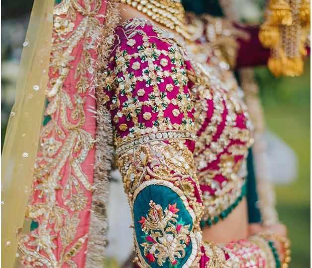 Winter Bridal Wear Trends
