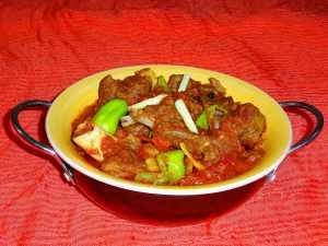 Punjabi Mutton Gravy