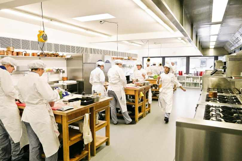 Cookery Schools List - Student Self Storage Discounts