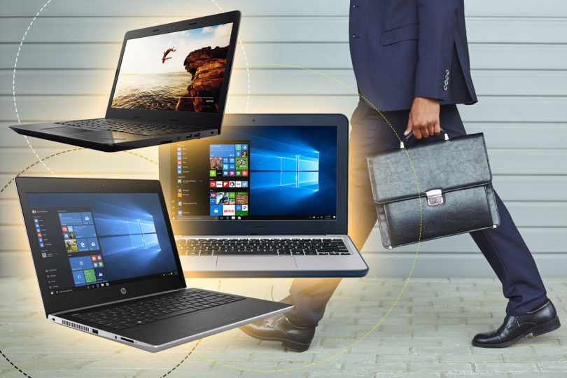 Buying a Business Laptop